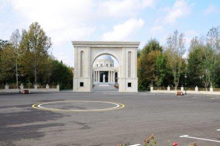 Bəli, bu gün Goranboy rayonunda görülən işlər Prezidentimiz tərəfindən yüksək qiymətləndirilir